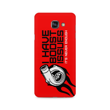 BOOST ISSUE - Samsung Galaxy A510 2016 Version | Mobile Cover