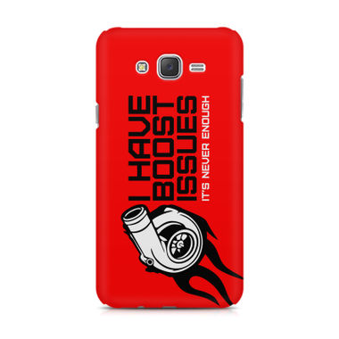 BOOST ISSUE - Samsung J1 2016 Version   Mobile Cover