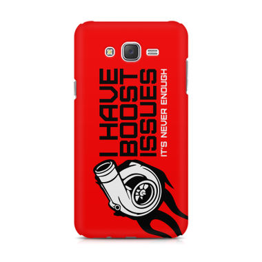 BOOST ISSUE - Samsung J7 2016 Version   Mobile Cover