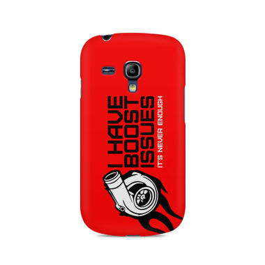 BOOST ISSUE - Samsung Galaxy S3 Mini 8190 | Mobile Cover