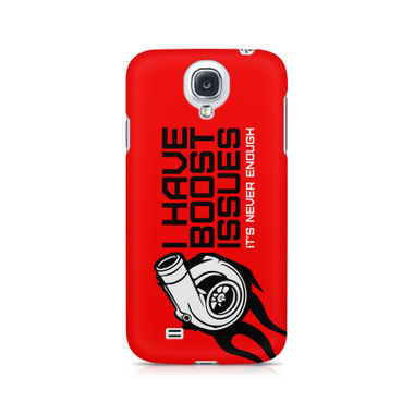 BOOST ISSUE - Samsung S4 | Mobile Cover