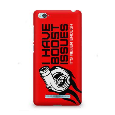BOOST ISSUE - Xiaomi Redmi Mi4i   Mobile Cover
