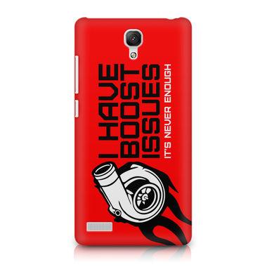 BOOST ISSUE - Xiaomi Redmi Note | Mobile Cover