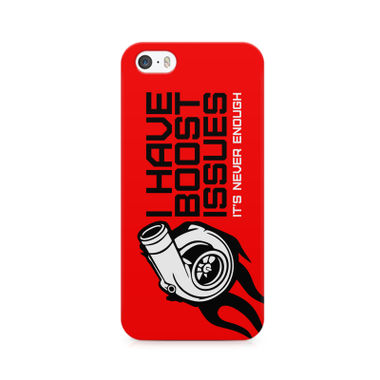 BOOST ISSUE - Apple iPhone 5/5s | Mobile Cover