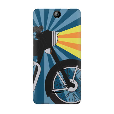 BULLET - Micromax Canvas Juice 3 Q392 | Mobile Cover