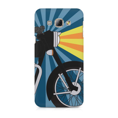 BULLET - Samsung A3   Mobile Cover