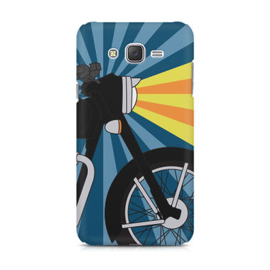 BULLET - Samsung J3   Mobile Cover