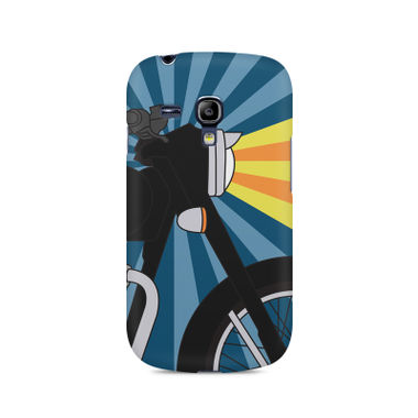 BULLET - Samsung S3 Mini 8190   Mobile Cover