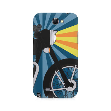 BULLET - Samsung Note 2 | Mobile Cover