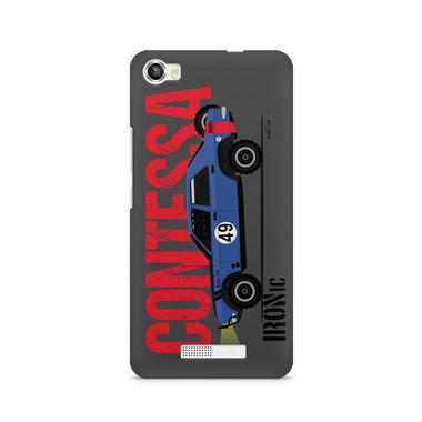 CONTESSA - Lava Iris X8   Mobile Cover