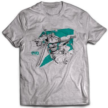 EVO Bullet - Grey | Tshirt