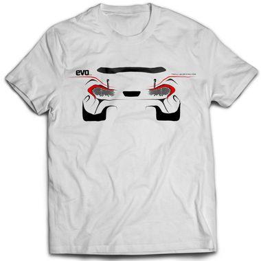 EVO - P1 White | Tshirt