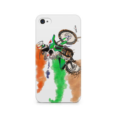 FASTEST INDIAN - Apple iPhone 4/4s | Mobile Cover