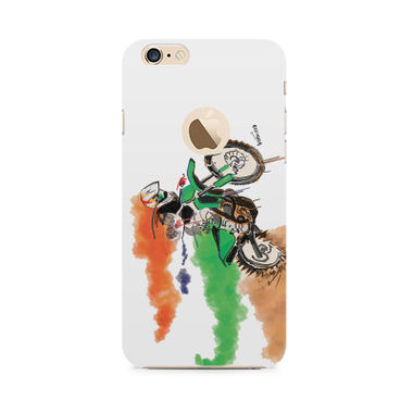FASTEST INDIAN - Apple iPhone 6/6s with hole | Mobile Cover