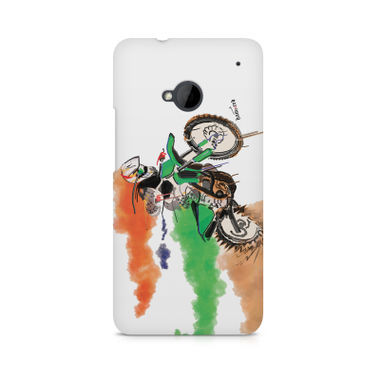 FASTEST INDIAN - HTC One M7   Mobile Cover