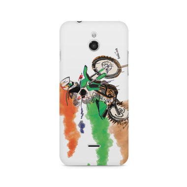 FASTEST INDIAN - InFocus M2 | Mobile Cover