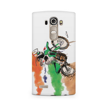 FASTEST INDIAN - LG G4 | Mobile Cover