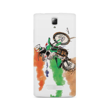 FASTEST INDIAN - Lenovo A2010 | Mobile Cover