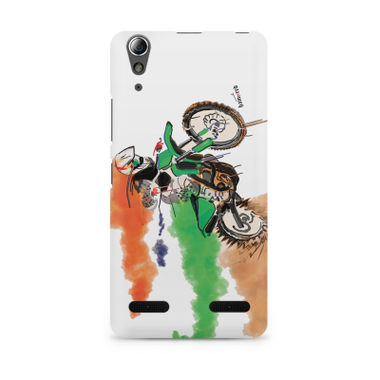 FASTEST INDIAN - Lenovo A6000 | Mobile Cover