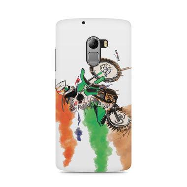 FASTEST INDIAN - Lenovo K4 Note   Mobile Cover