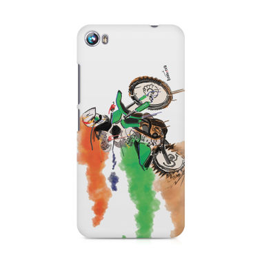 FASTEST INDIAN - Micromax Canvas Fire 4 A107 | Mobile Cover