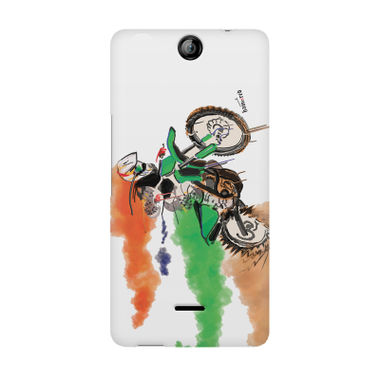 FASTEST INDIAN - Micromax Canvas Juice 3 Q392 | Mobile Cover