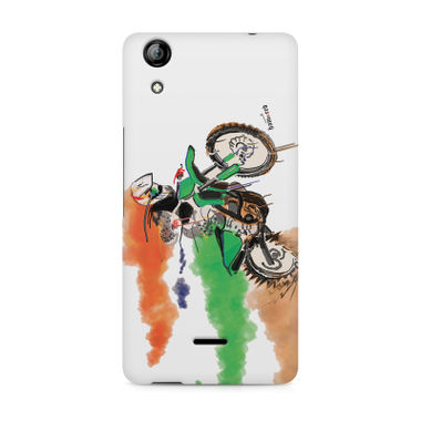 FASTEST INDIAN - Micromax Canvas Selfie 2 Q340   Mobile Cover