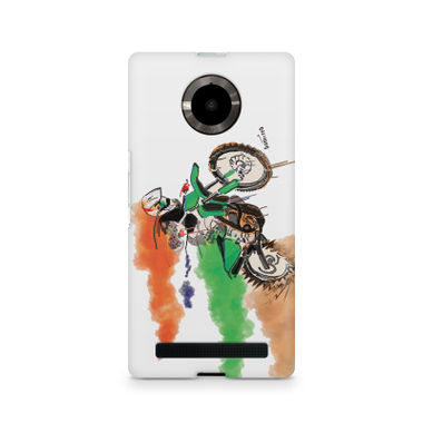 FASTEST INDIAN - Micromax YU Yuphoria | Mobile Cover