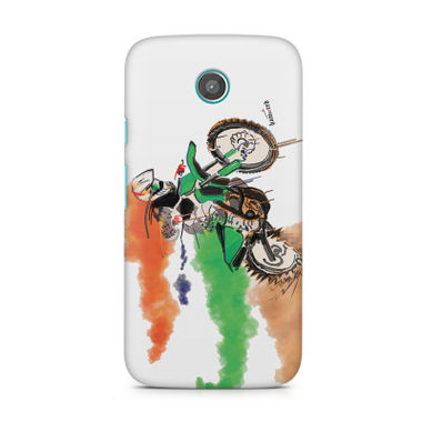 FASTEST INDIAN - Moto G2 | Mobile Cover