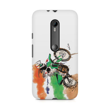 FASTEST INDIAN - Moto G3 | Mobile Cover