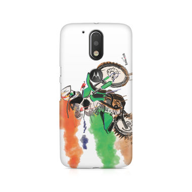 FASTEST INDIAN - Moto G4/G4 Plus | Mobile Cover