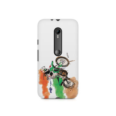 FASTEST INDIAN - Moto X Style | Mobile Cover