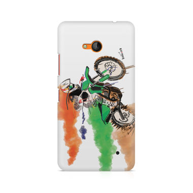 FASTEST INDIAN - Nokia Lumia 640 | Mobile Cover