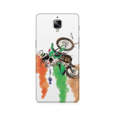 FASTEST INDIAN - OnePlus Three | Mobile Cover
