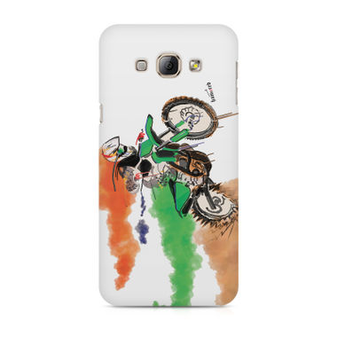 FASTEST INDIAN - Samsung A3 | Mobile Cover