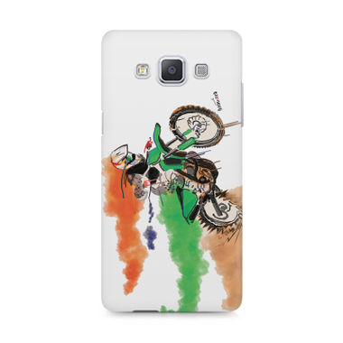 FASTEST INDIAN - Samsung A5 | Mobile Cover