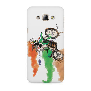 FASTEST INDIAN - Samsung A8 | Mobile Cover