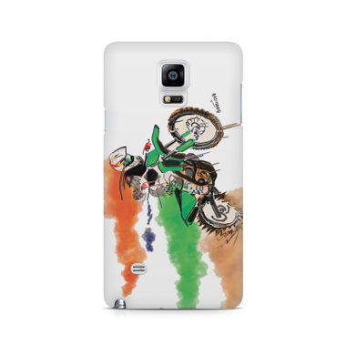 FASTEST INDIAN - Samsung Note 4 N9108 | Mobile Cover