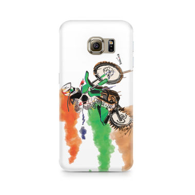 FASTEST INDIAN - Samsung S6 Edge G9250 | Mobile Cover