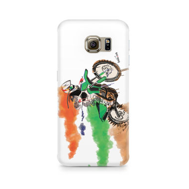 FASTEST INDIAN - Samsung Galaxy S6 | Mobile Cover