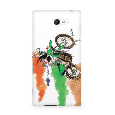 FASTEST INDIAN - Sony Xperia M2 S50h | Mobile Cover