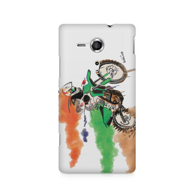FASTEST INDIAN - Sony Xperia SP M35H | Mobile Cover