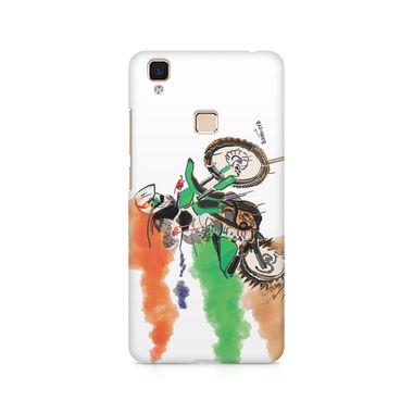 FASTEST INDIAN - Vivo V3 Max | Mobile Cover