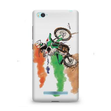 FASTEST INDIAN - Xiaomi Redmi Mi4i | Mobile Cover