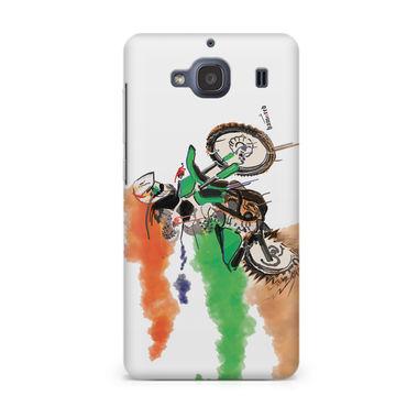 FASTEST INDIAN - Xiaomi Redmi 2s   Mobile Cover