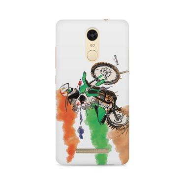 FASTEST INDIAN - Xiaomi Redmi Note 3   Mobile Cover