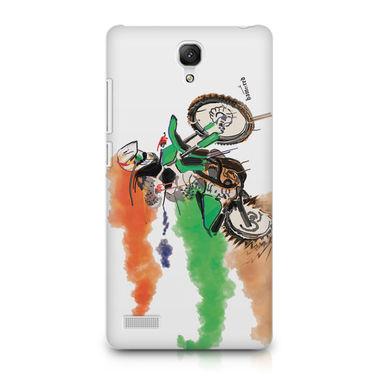 FASTEST INDIAN - Xiaomi Redmi Note | Mobile Cover
