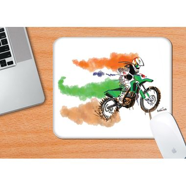 FASTEST INDIAN | ARTIST: HAMERRED49 | Mouse Pad