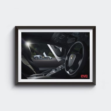 Evo India 8 | Frame