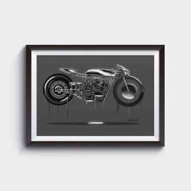 Mercury Hazan | Frame